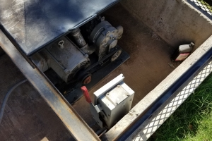 Aerator service and repair