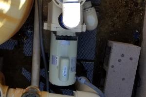 Pump repairs